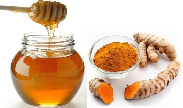 Trị nám vĩnh viễn bằng mật ong và bột nghệ cho làn da trắng sáng (2)